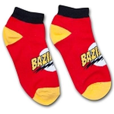 Click to get Big Bang Theory Bazinga Foot Socks