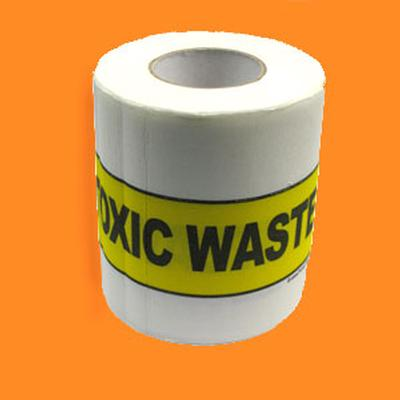 Click to get Toxic Waste Toilet Paper