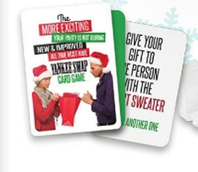Click to get Yankee Swap  The Card Game