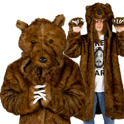 Click to get Workaholics Bear Coat