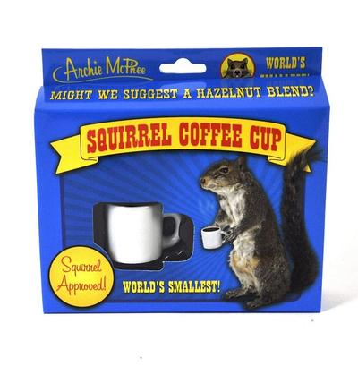Click to get Squirrel Coffee Cup