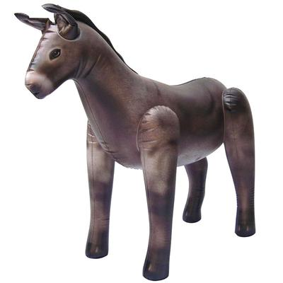 Click to get Inflatable Donkey 33 tall
