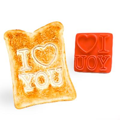 Click to get I Love You Toast Stamper