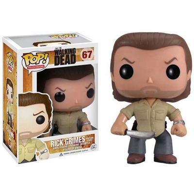 Click to get Pop Vinyl Figure The Walking Dead Prison Yard Rick