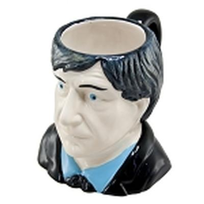 Click to get Doctor Who The Second Doctor Figural Mug