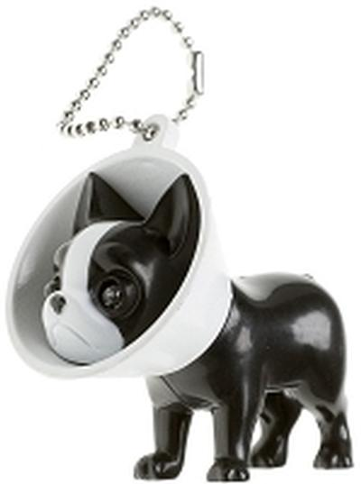 Click to get Cone of Shame LED Keyring