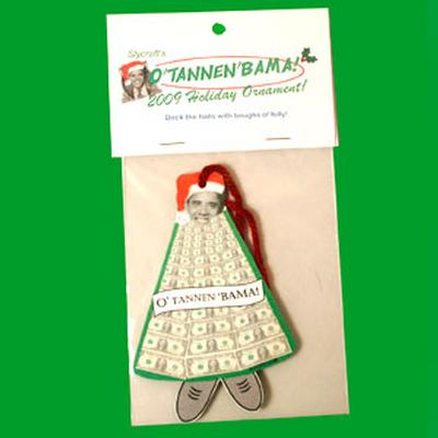 Click to get O Tannen Bama Tree Ornament