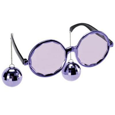 Click to get Disco Ball Glasses