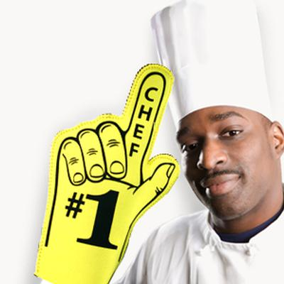 Click to get Number One Chef Oven Mit