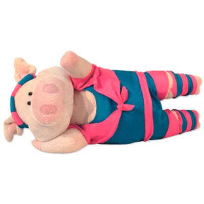 Click to get Physical Phyllis Excercising Piglet