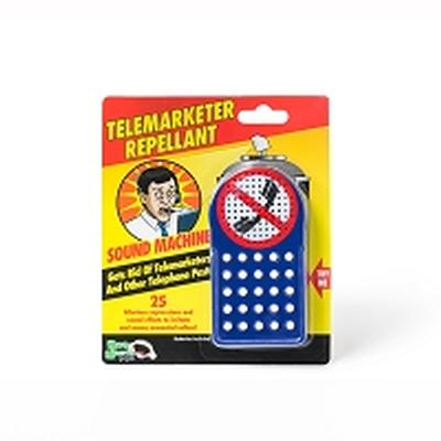 Click to get Telemarketer Repellant  Sound Machine