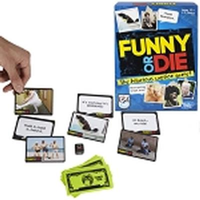 Click to get Funny or Die Game