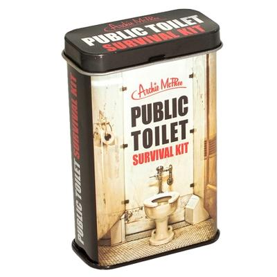 Click to get Public Toilet Survival Kit