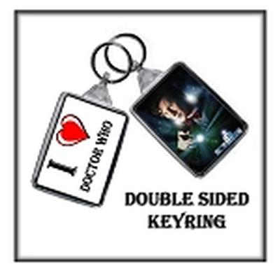 Click to get Doctor Who Key Ring I Heart the Doctor