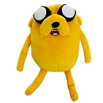 Click to get Adventure Time Pull String Plush Jake Doll