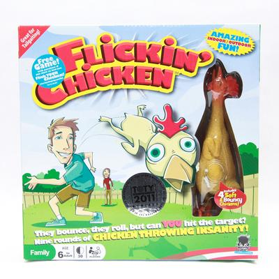 Click to get Flickin Chicken Game