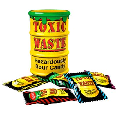 Click to get Toxic Waste Candy