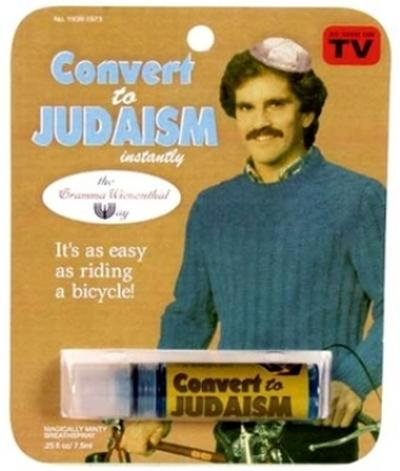 Click to get Convert to Judaism Instantly Spray