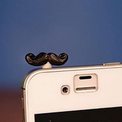Click to get Mustache Phoney Audio Jack