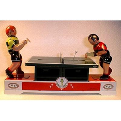 Click to get Mechanical Ping Pong Playing Robots