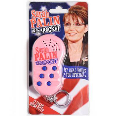 Click to get Sarah Palin in Your Pocket