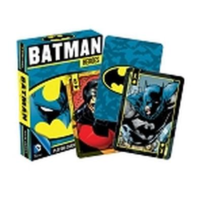 Click to get DC  Batman Heroes Playing Cards