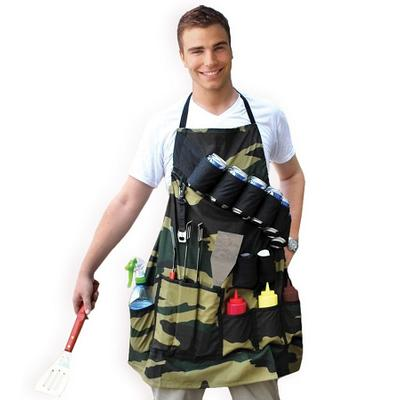 Click to get The Grill Sergeant Ultimate BBQ Apron