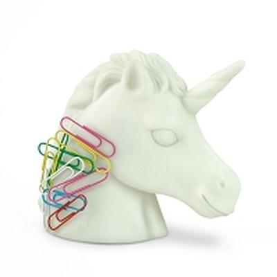 Click to get Unicorn Paperclip Holder
