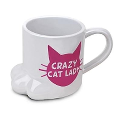 Click to get Crazy Cat Lady Mug