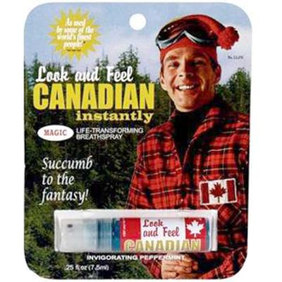 Click to get Look  Feel Canadian Spray