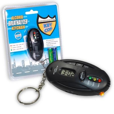 Click to get Alcohol breathalyzer Keychain