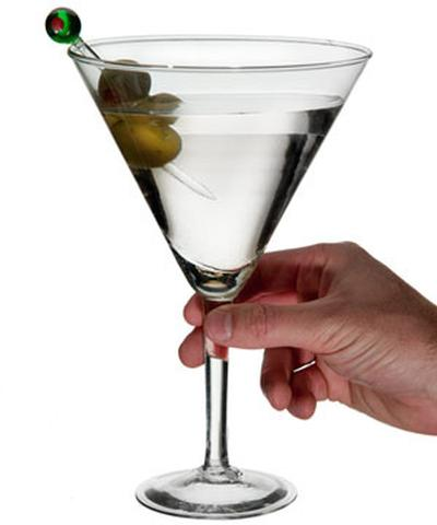 Click to get XL Giant Martini Glass