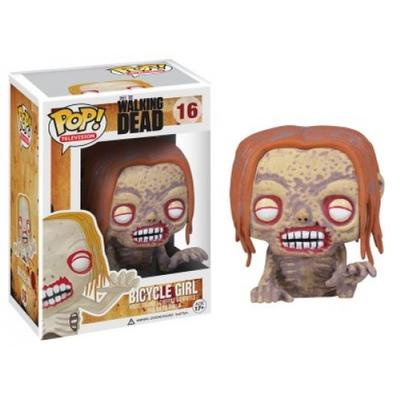 Click to get Pop Figure Walking Dead Bicycle Girl