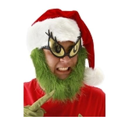 Click to get Grinch Hat w Beard