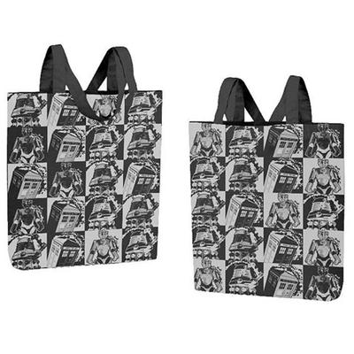 Click to get Doctor Who Mosaic Tote Bag