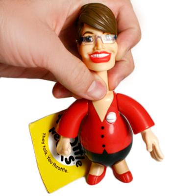 Click to get Chokeable Sarah Palin Toy with Sound