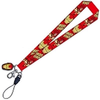 Click to get Iron Man Lanyard Necklace
