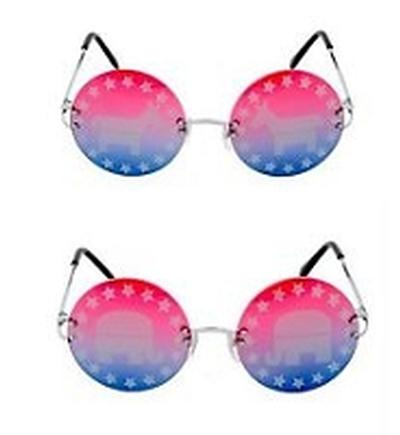 Click to get Political Party Sunglasses