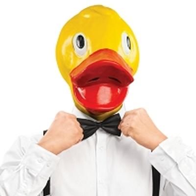 Click to get Rubber Duckie Mask