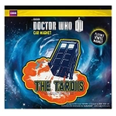 Click to get Doctor WhoTardis Taking Flight Car Magnet