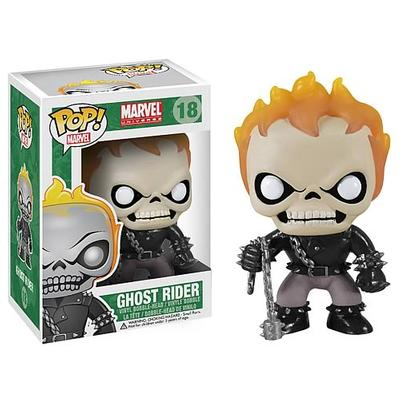 Click to get Ghost Rider POP Vinyl Figure