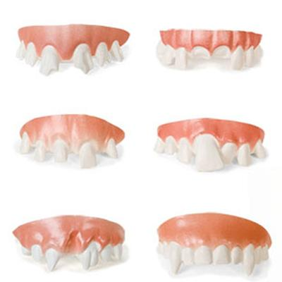Click to get Gnarly Teeth  Phony Teeth Collection