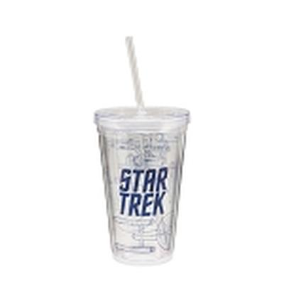 Click to get Star Trek 18 oz Acrylic Travel Cup