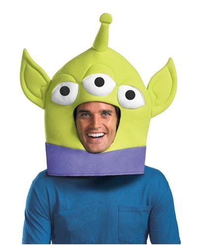 Adult Toy Story Alien Headpiece  sc 1 st  GetPranks.com & GetPranks.com - Your Prank Source - Adult Toy Story Alien Headpiece