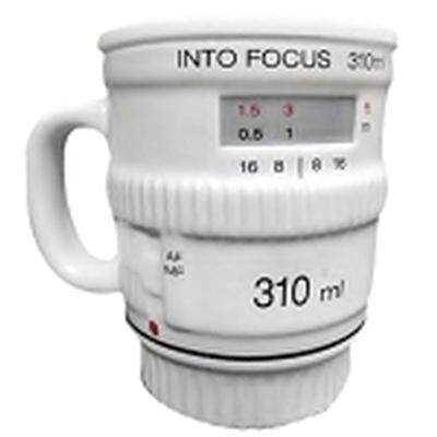 Click to get Camera Lens Mug White