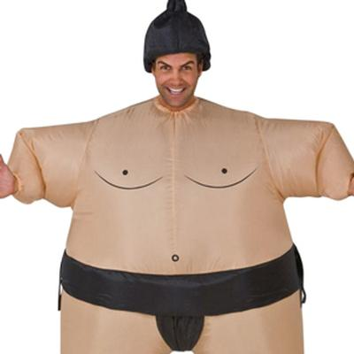 Click to get Inflatable Sumo Wrestler Costume