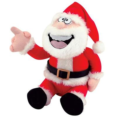 Click to get Pull My Finger  Farting Santa