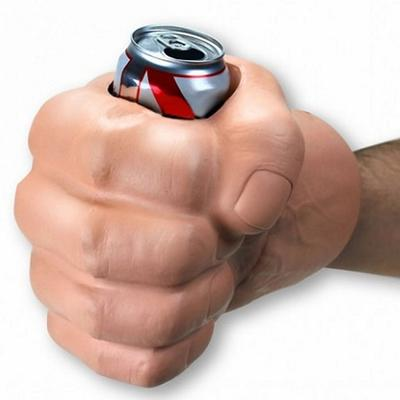 Click to get The Beast Giant Fist Koozie