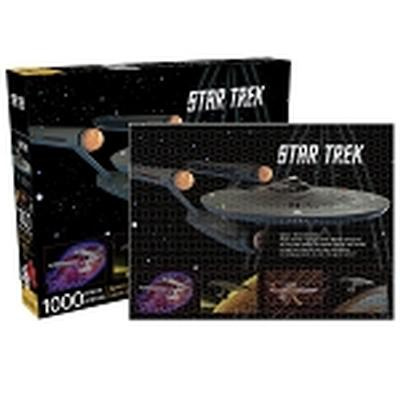 Click to get Star Trek  Enterprise 1000 Piece Puzzle