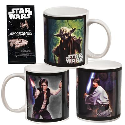 Click to get Star Wars Mugs  Hot Cocoa 2 pack
